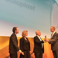 Coloplast wins design awards