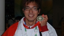 Oyama goes for Gold in the London Paralympics
