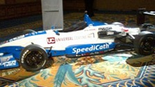 "First Paralyzed Formula Race Car Driver's ""Road to Indy"" Sponsored By Coloplast"