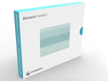 Coloplast Biatain Contact box