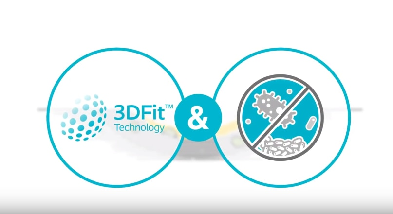 Discover Biatain® Silicone Ag with 3DFit Technology