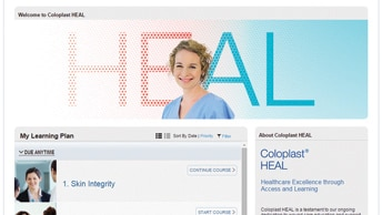 HEAL online training centre