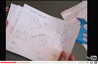 Innovationbyyou.com has tools to help users, such as instructional videos on how to draw your idea